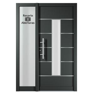 Rosario aberturas de aluminio vidrios cerramientos for Precio de puertas de aluminio en rosario